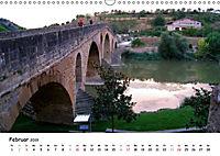 Jakobsweg - Camino Frances (Wandkalender 2019 DIN A3 quer) - Produktdetailbild 2