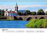 Jakobsweg - Camino Portugues Central (Tischkalender 2019 DIN A5 quer) - Produktdetailbild 8