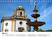 Jakobsweg - Camino Portugues Central (Tischkalender 2019 DIN A5 quer) - Produktdetailbild 3