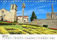 Jakobsweg - Camino Portugues Central (Tischkalender 2019 DIN A5 quer) - Produktdetailbild 4