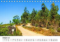 Jakobsweg - Camino Portugues Central (Tischkalender 2019 DIN A5 quer) - Produktdetailbild 1
