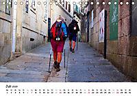 Jakobsweg - Camino Portugues Central (Tischkalender 2019 DIN A5 quer) - Produktdetailbild 7