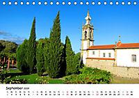 Jakobsweg - Camino Portugues Central (Tischkalender 2019 DIN A5 quer) - Produktdetailbild 9