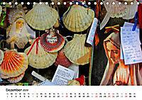 Jakobsweg - Camino Portugues Central (Tischkalender 2019 DIN A5 quer) - Produktdetailbild 12