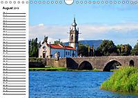 Jakobsweg - Camino Portugues Central (Wandkalender 2019 DIN A4 quer) - Produktdetailbild 1