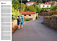 Jakobsweg - Camino Portugues Central (Wandkalender 2019 DIN A3 quer) - Produktdetailbild 5
