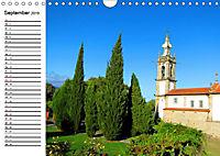 Jakobsweg - Camino Portugues Central (Wandkalender 2019 DIN A4 quer) - Produktdetailbild 9
