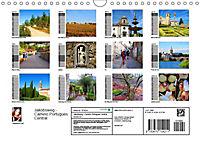 Jakobsweg - Camino Portugues Central (Wandkalender 2019 DIN A4 quer) - Produktdetailbild 13