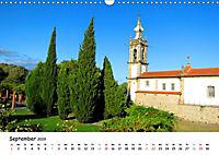 Jakobsweg - Camino Portugues Central (Wandkalender 2019 DIN A3 quer) - Produktdetailbild 9
