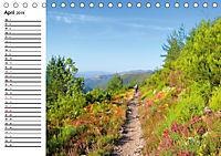 Jakobsweg - Camino Primitivo (Tischkalender 2019 DIN A5 quer) - Produktdetailbild 4