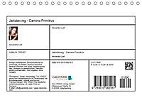 Jakobsweg - Camino Primitivo (Tischkalender 2019 DIN A5 quer) - Produktdetailbild 13