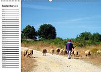 Jakobsweg - Camino Primitivo (Wandkalender 2019 DIN A2 quer) - Produktdetailbild 9