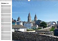 Jakobsweg - Camino Primitivo (Wandkalender 2019 DIN A3 quer) - Produktdetailbild 10