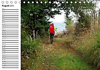 Jakobsweg - Camino San Salvador (Tischkalender 2019 DIN A5 quer) - Produktdetailbild 8