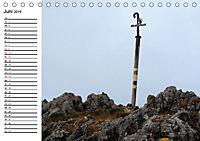Jakobsweg - Camino San Salvador (Tischkalender 2019 DIN A5 quer) - Produktdetailbild 6