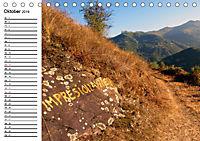 Jakobsweg - Camino San Salvador (Tischkalender 2019 DIN A5 quer) - Produktdetailbild 10