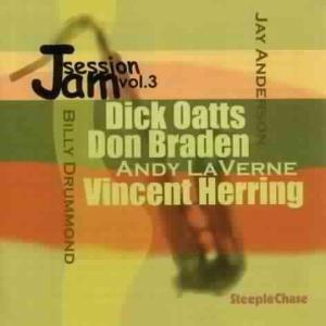 Jam Session Vol.3, Diverse Interpreten
