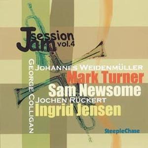 Jam Session Vol.4, Diverse Interpreten