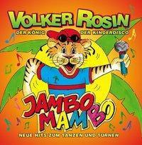 Jambo Mambo, 1 Audio-CD, Volker Rosin
