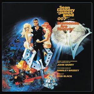 James Bond 007: Diamantenfieber (Remastered), Diverse Interpreten