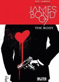 James Bond 007 - The Body (lim. Variant Edition) - Ales Kot |