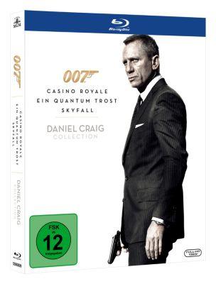 James Bond - Daniel Craig Collection