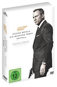 James Bond - Daniel Craig Collection - Produktdetailbild 1