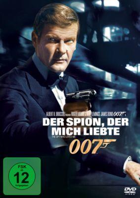James Bond - Der Spion, der mich liebte, Ian Fleming