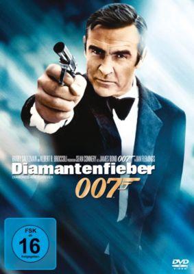 James Bond - Diamantenfieber, Ian Fleming