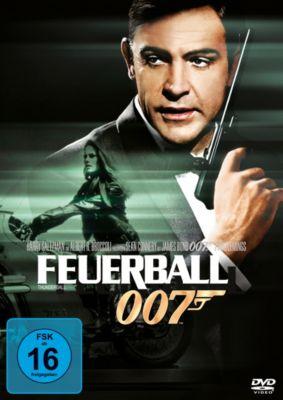 James Bond - Feuerball, Kevin McClory, Jack Whittingham, Ian Fleming, Richard Maibaum, John Hopkins