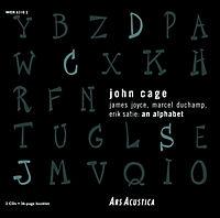 James Joyce/Marcel Duchamp/Erik Satie: An Alph - Produktdetailbild 1