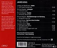 James King-Opernszenen: Lohengrin/Fidelio/Otello/+ - Produktdetailbild 1