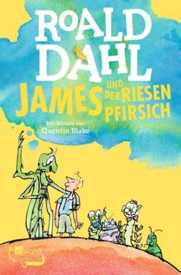 James und der Riesenpfirsich, Roald Dahl