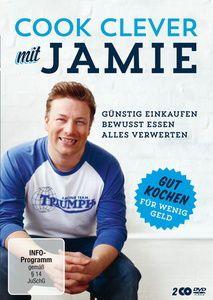 Jamie Oliver - Cook clever mit Jamie: Gut kochen für wenig Geld, Jamie Oliver