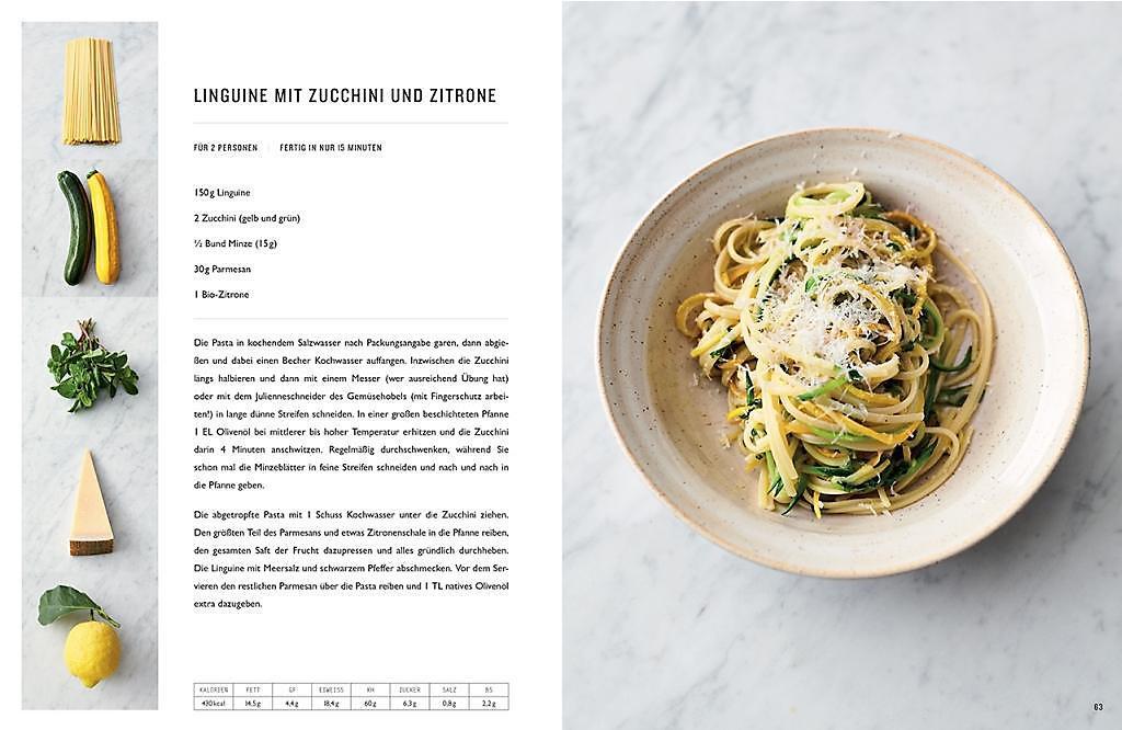 Jamies 5-Zutaten-Küche Buch von Jamie Oliver versandkostenfrei kaufen
