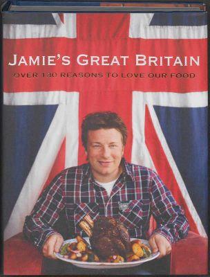 Jamie's Great Britain, Jamie Oliver