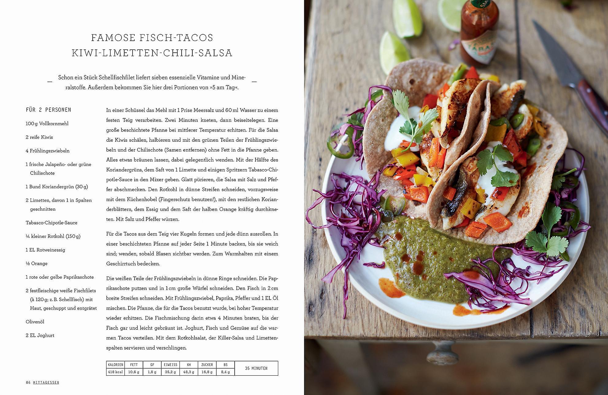 Jamies Superfood für jeden Tag Buch bei Weltbild.de bestellen