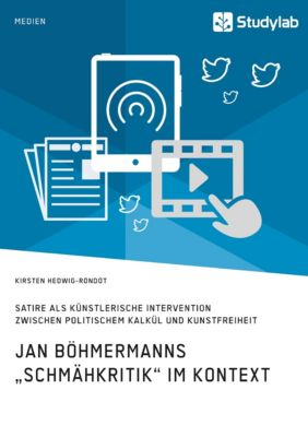 Jan Böhmermanns Schmähkritik im Kontext, Kirsten Hedwig-Rondot