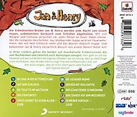 Jan & Henry - 8 Rätsel und 2 Lieder (Folge 02) - Produktdetailbild 1