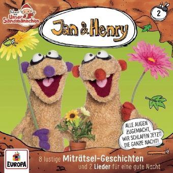 Jan & Henry - 8 Rätsel und 2 Lieder (Folge 02), Jan & Henry