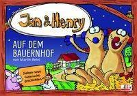 Jan & Henry - Auf dem Bauernhof - Martin Reinl pdf epub