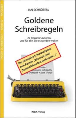 Jan Schröters Goldene Schreibregeln, Jan Schröter