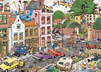 Jan van Haasteren - Freitag der 13. - 1000 Teile Puzzle - Produktdetailbild 1