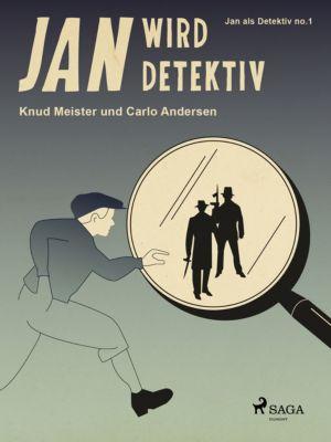 Jan wird Detektiv, Carlo Andersen, Knud Meister