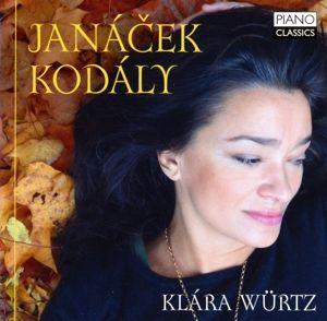 Janacek/Kodaly, Klara Würtz