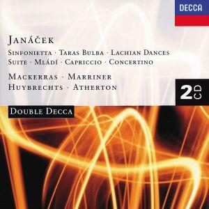 Janácek: Sinfonietta/Taras Bulba/Mládi etc., Mackerras, Wp, Huybrechts, Lpo