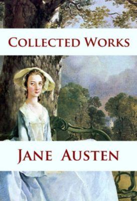 Jane Austen - Collected Works, Jane Austen