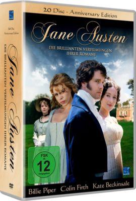 Jane Austen: Die brillanten Verfilmungen ihrer Romane, N, A