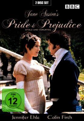Jane Austen's Pride & Prejudice (1995), Jane Austen