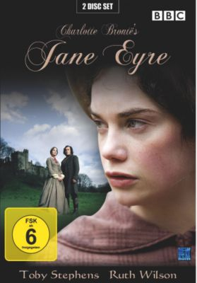 Jane Eyre (2006), Charlotte Brontë